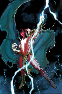 The Infected: King Shazam #1