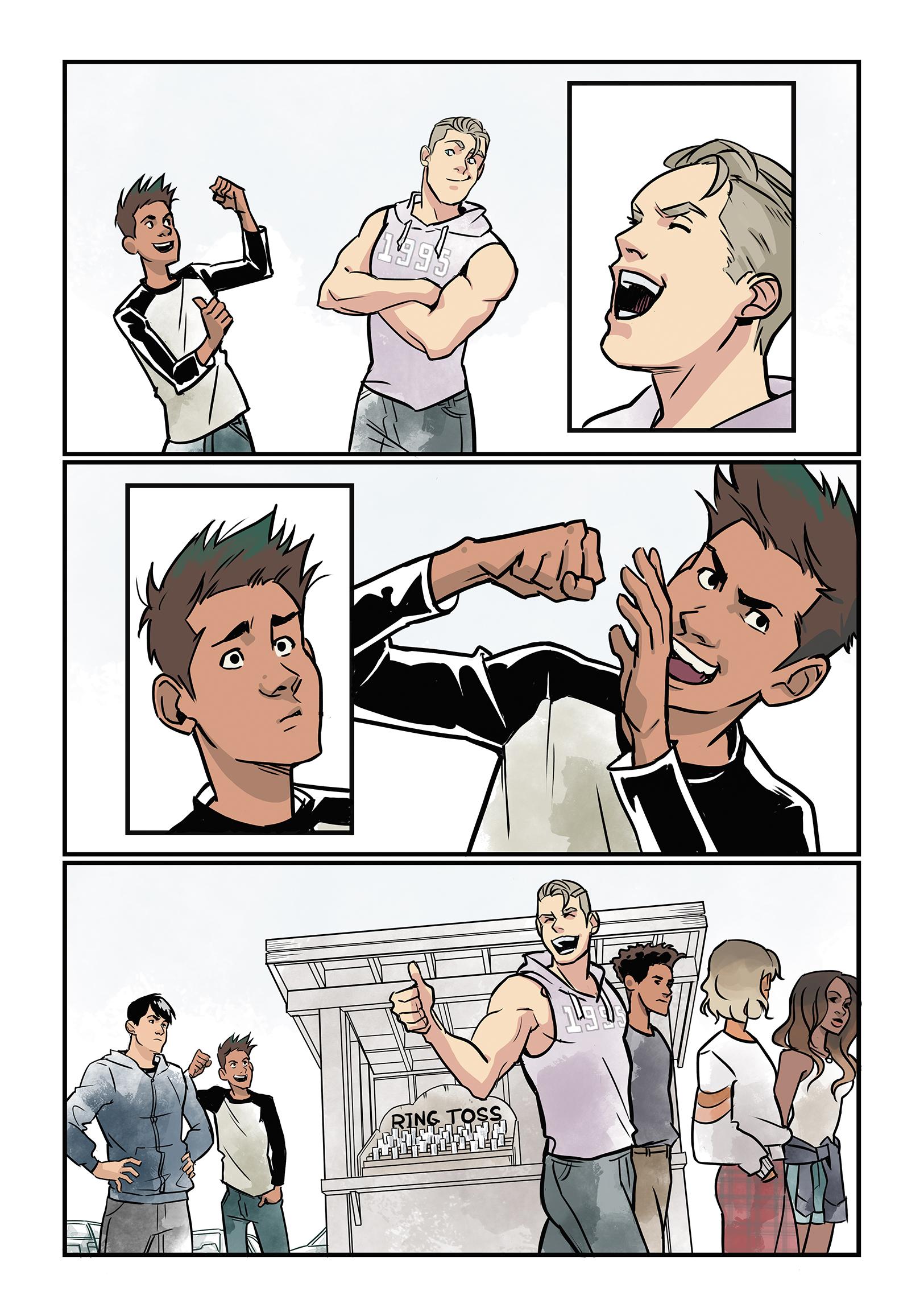 teen titans: beast boy