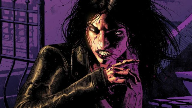 JESSICA JONES: BLIND SPOT gets another print re-issue in 2020