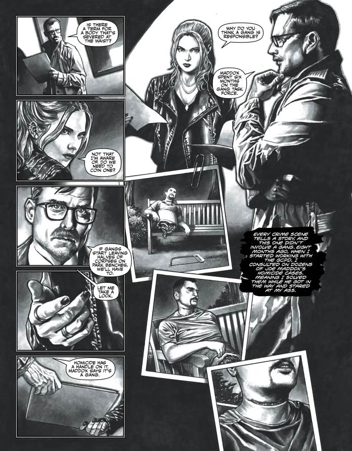 Criminal Sanity Page 2