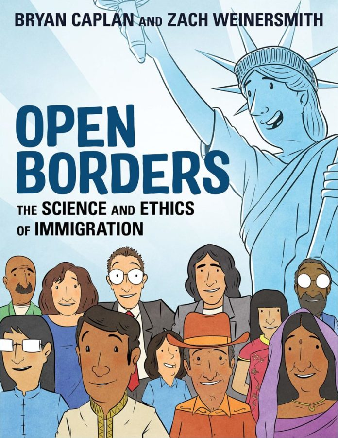 Open Borders cover