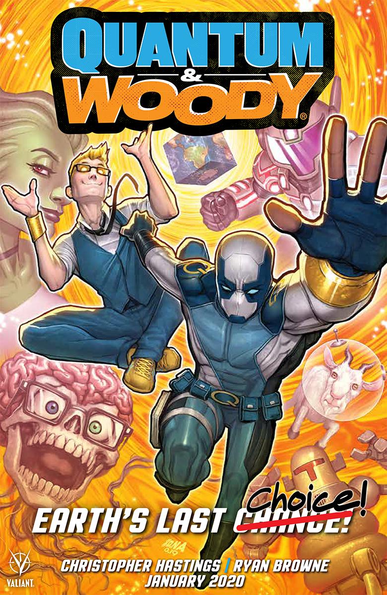 Quantum & Woody: Earth's Last Choice!