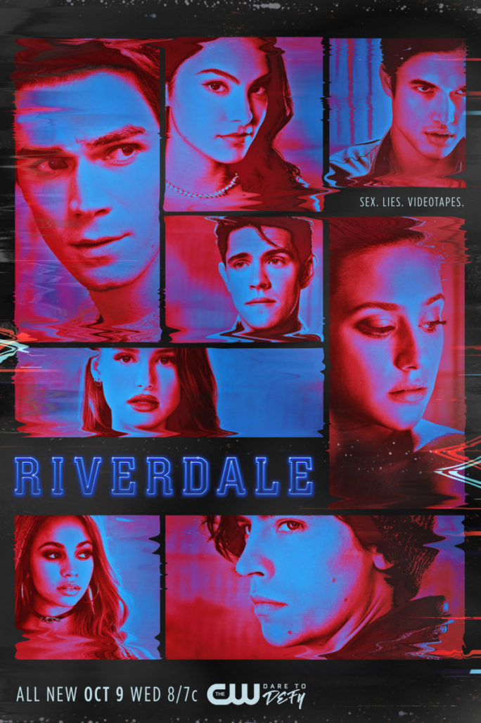 Riverdale Season 4 Poster