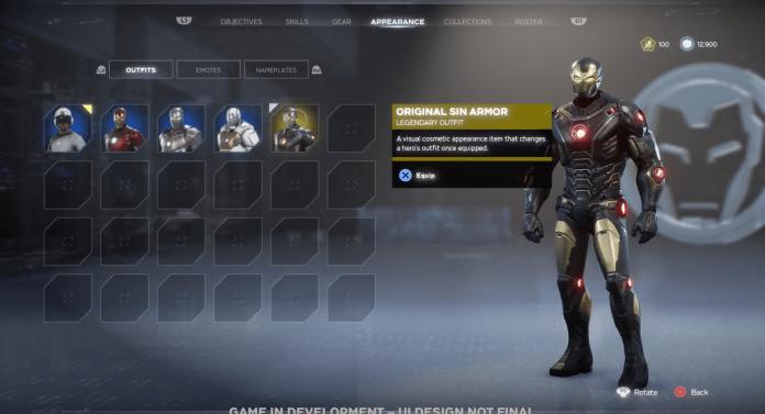 avengers game online gameplay upgrading