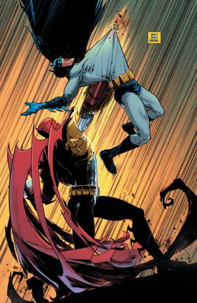 Batman fails