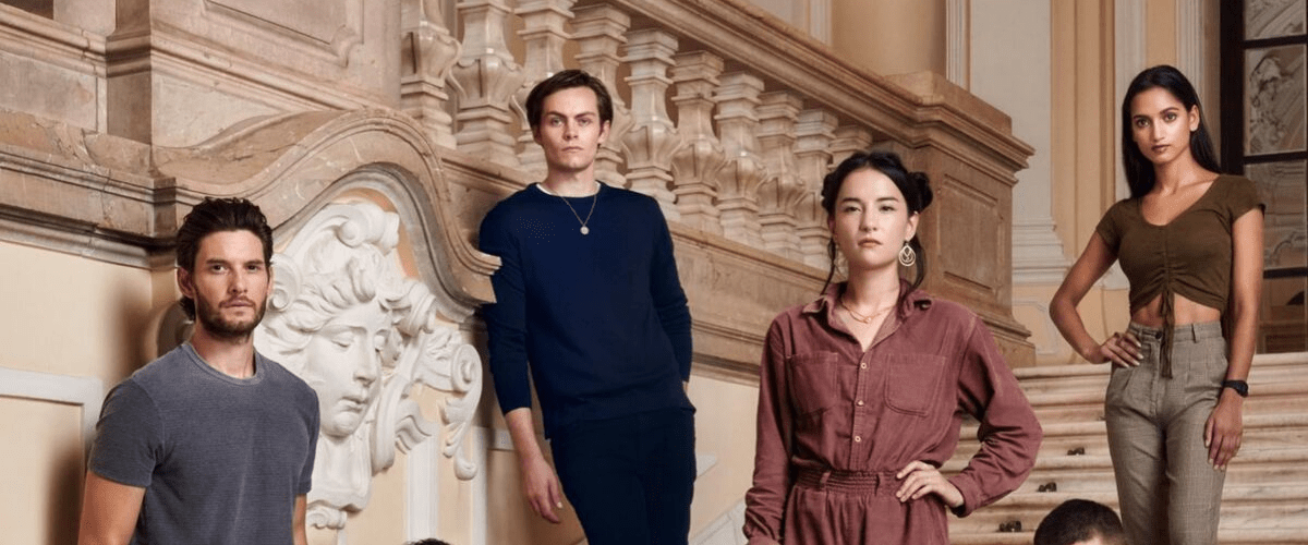 Studio Coffee Run 10/04/19: meet the SHADOW AND BONE cast and Disney's four newest directors!