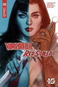 Dynamite January 2020 solicits: Vampirella/Red Sonja #5