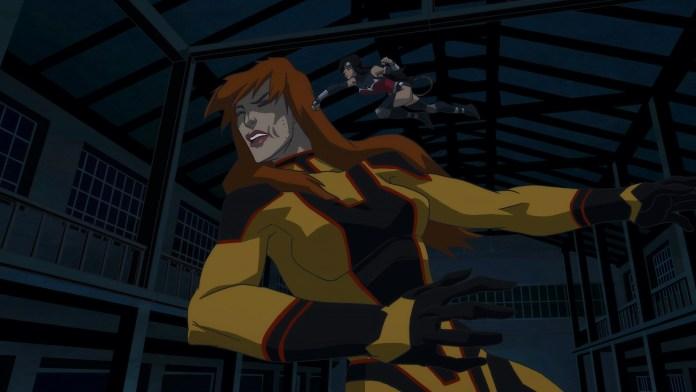 Wonder Woman: Bloodlines clip