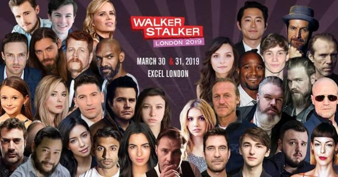 walker stalker london