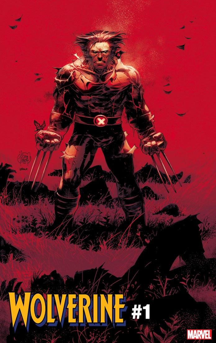 Wolverine #1 - Dawn of X