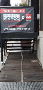 AnimeFest @ NYCC 2019