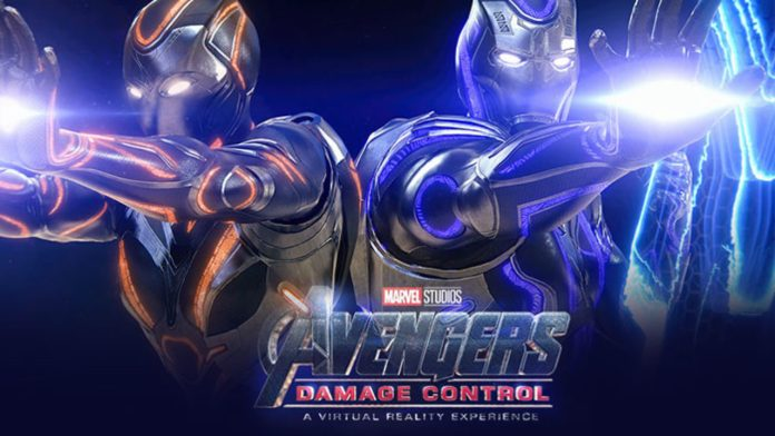 AVENGERS: DAMAGE CONTROL puts you right in the action