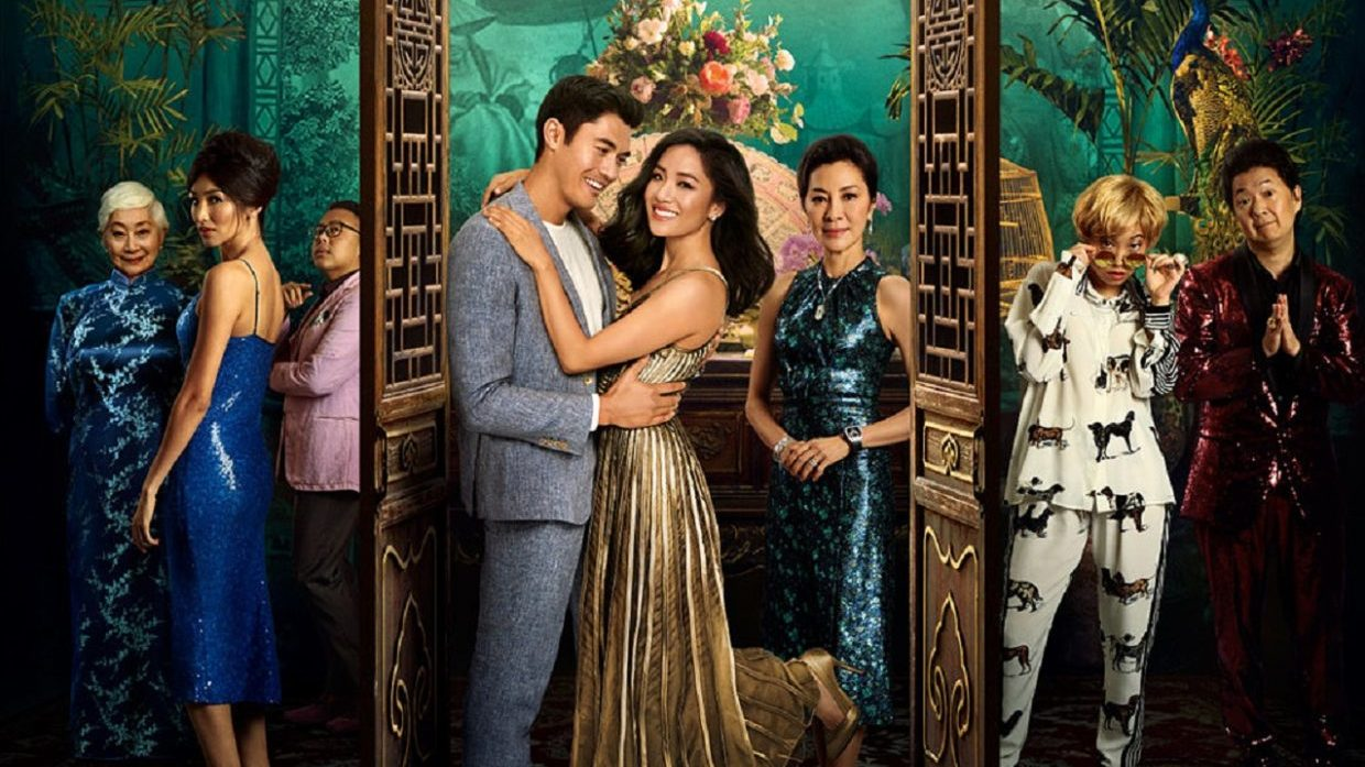 www.comicsbeat.com: NYCC '19: A post-CRAZY RICH ASIANS world deserves more Asian-centric stories & better Asian-American representation