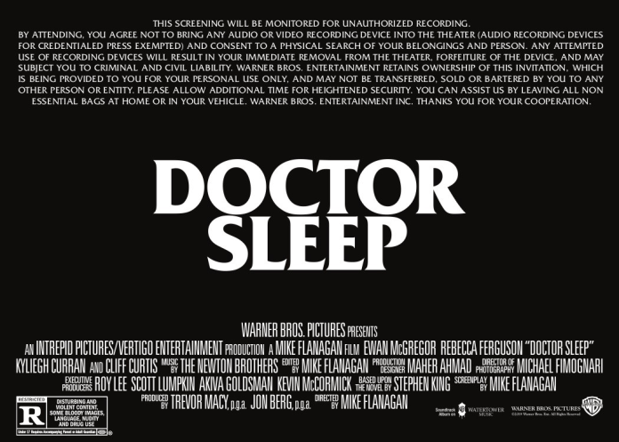 Doctor Sleep tickets