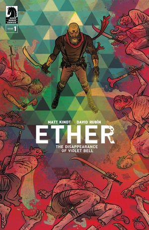 Interview: Matt Kindt talks mapping out ETHER and working with David Rubin