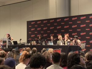 fantasy writers panel