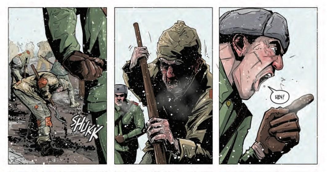 Alex Cormack comics
