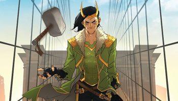 Daniel Kibblesmith - Loki