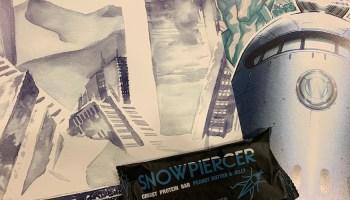 Snowpiercer pop-up