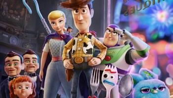 Toy Story 4 Blu-ray