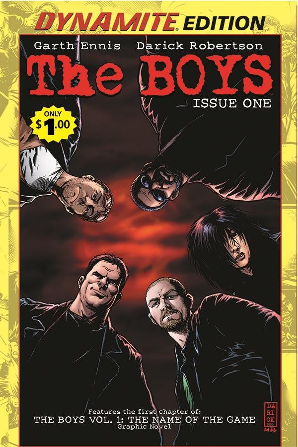 The Boys Omnibus