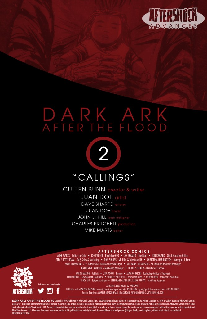 Dark Ark After the Flood #2
