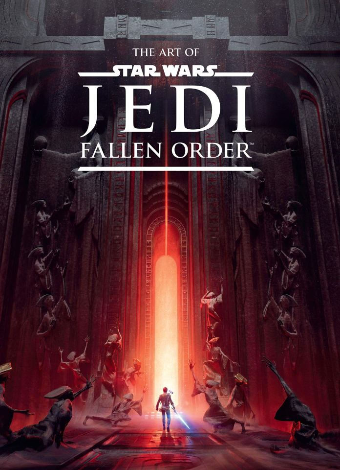 Art of Jedi Fallen Order review cover