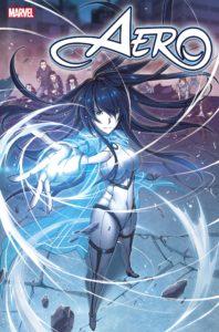 Marvel February 2020 solicits: Aero #8