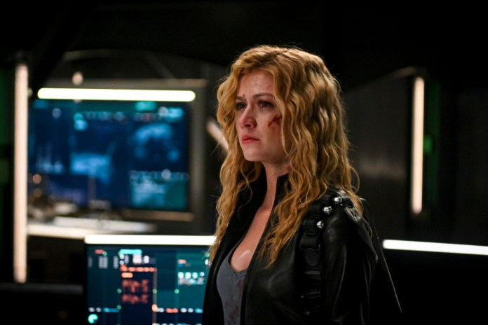 From ARROW S8E4. Photo: The CW.