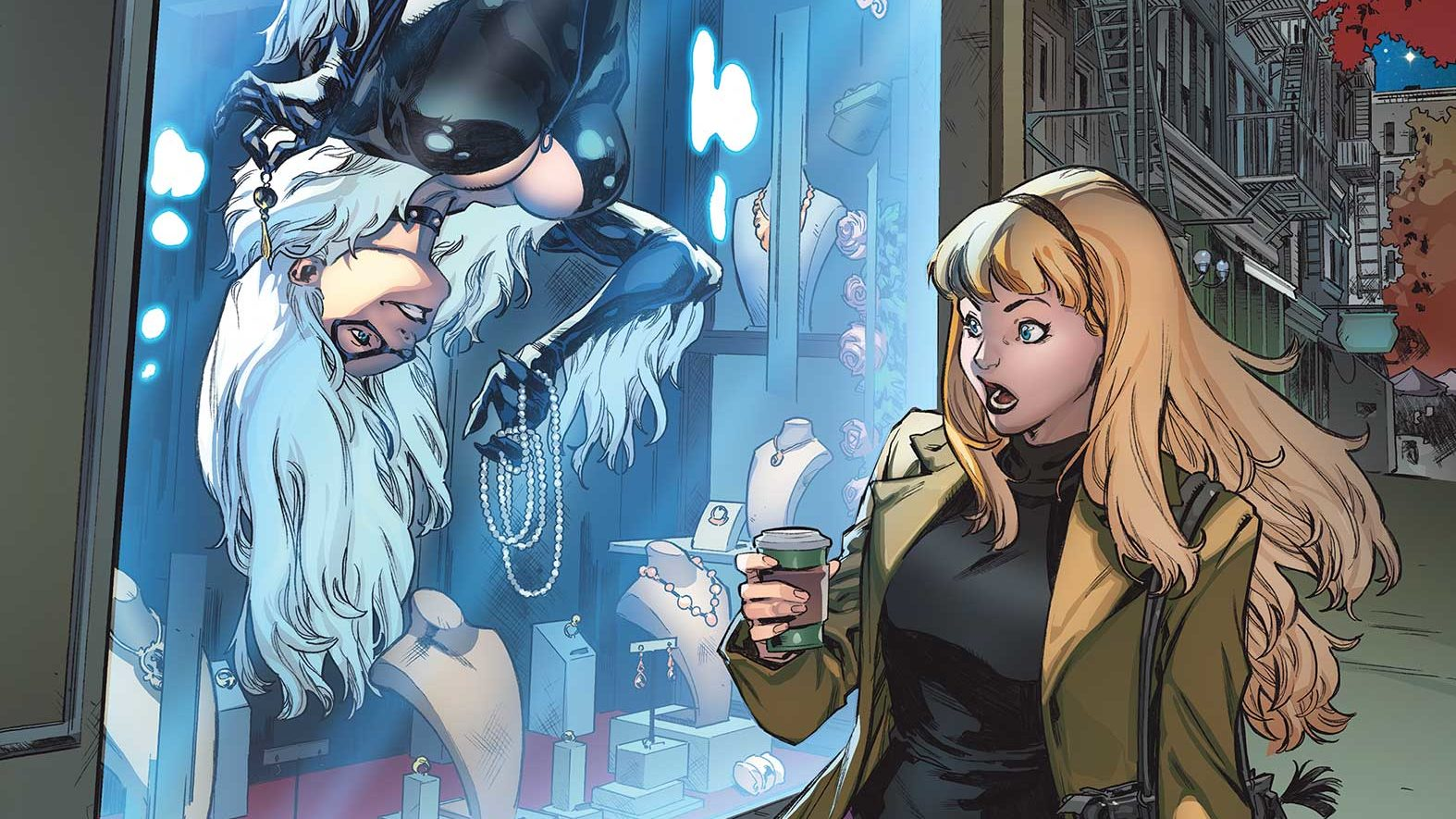 Marvel February 2020 solicits: Gwen Stacy takes over variant covers, Wolverine makes his Dawn of X debut, more