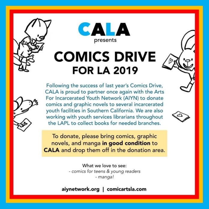 comics drive