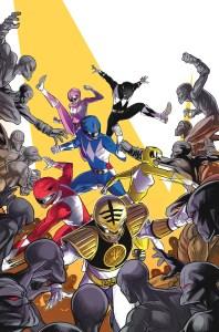 BOOM! Studios February 2020 solicits: Go Go Power Rangers #29