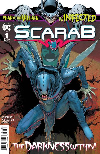 The Scarab joins the Secret Six
