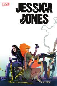 Marvel February 2020 solicits: Jessica Jones #3