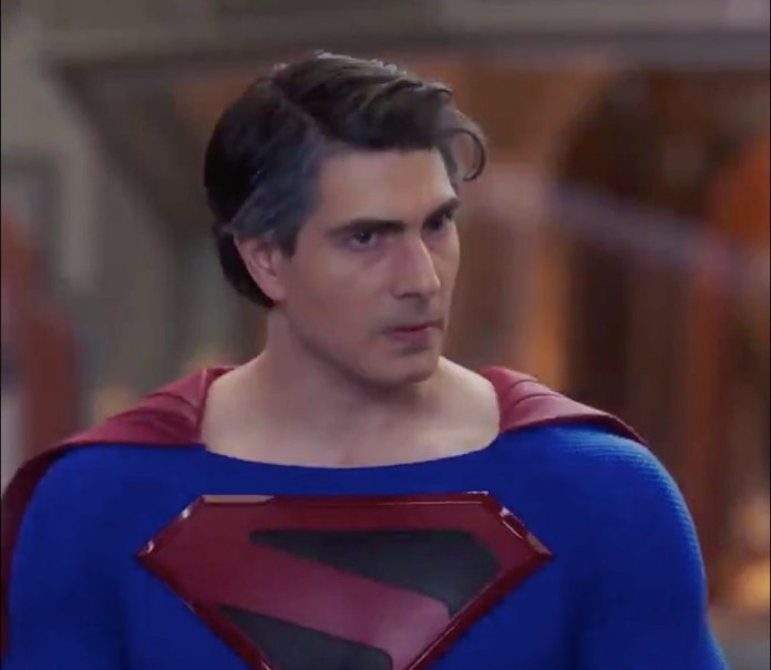 From the first CRISIS ON INFINITE EARTHS trailer