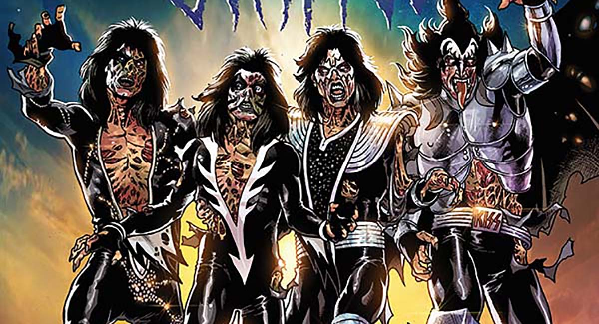 Kiss Zombies