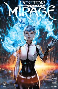 Valiant February 2020 solicits: Doctor Mirage TPB
