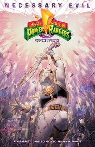 BOOM! Studios February 2020 solicits: Mighty Morphin Power Rangers Vol. 11