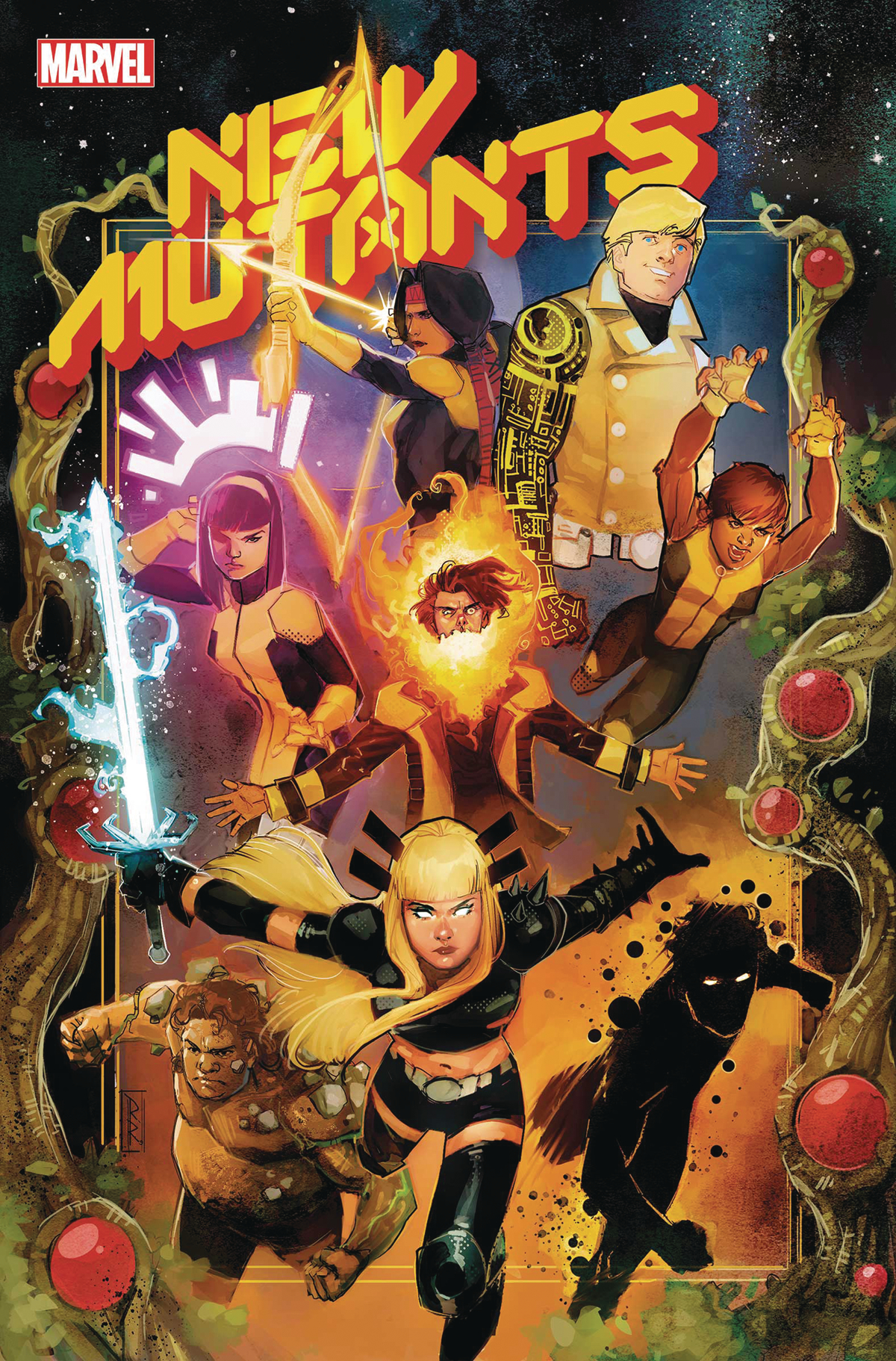 The Marvel Rundown: The NEW MUTANTS explore a new frontier for mutantdom