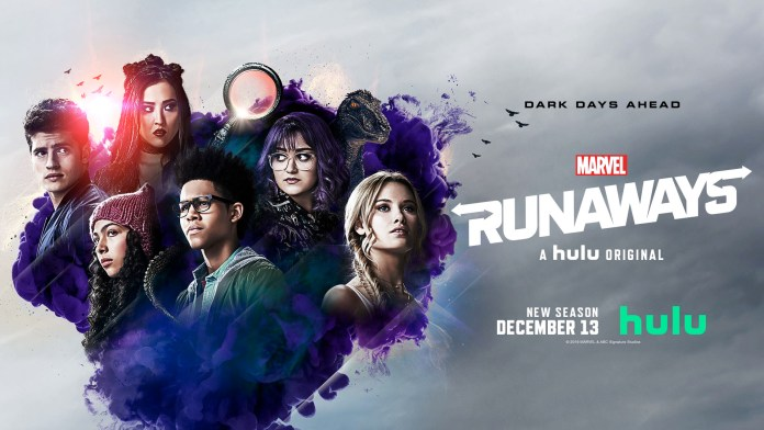 Runaways Season 3 Key Art