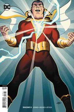Shazam! 8 cover