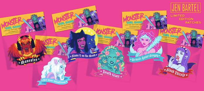 Small Business Saturday: Jen Bartel