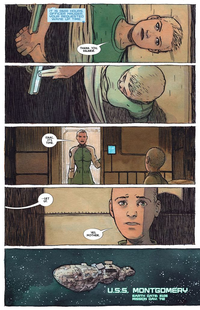 Sentient TKO Comics page