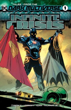 Infinite Crisis Dark Multiverse cover