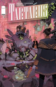 Image February 2020 solicits: Tartarus #1