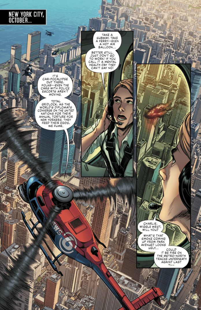 The Visitor #1 preview