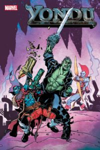 Marvel February 2020 solicits: Yondu #5