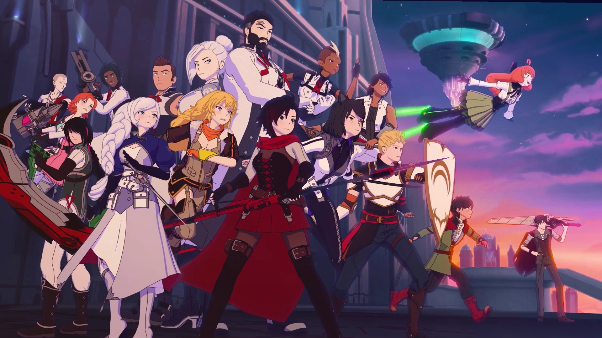 RWBY 101: Everything to know about the hit anime series - The Beat