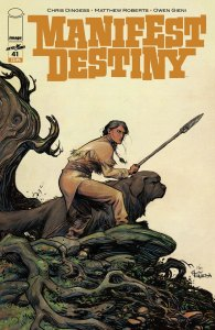 Image February 2020 solicits: Manifest Destiny #41