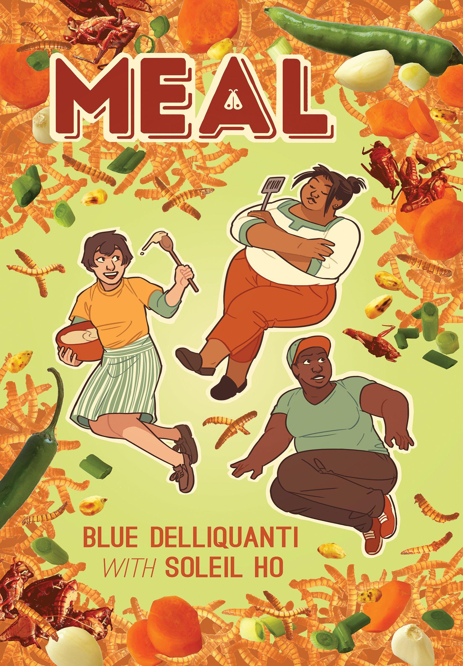 50 queer comics: Meal